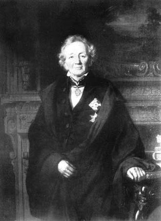 Research - German historian Leopold von Ranke (1795–1886), considered to be one of the founders of modern source-based history.