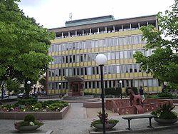 Lerums kommunhus, den 21 juni 2006.JPG