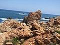 Les rochers de grand phare jijel.jpg