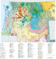 Level IV ecoregions, Pacific Northwest.png