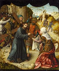 Bearing of the Cross with St. Veronica