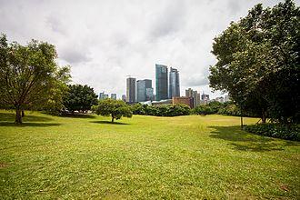 Lianhuashan Park - Image: Lianhuashan Garden