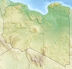 2019 Tajoura migrant center airstrike is located in Libya