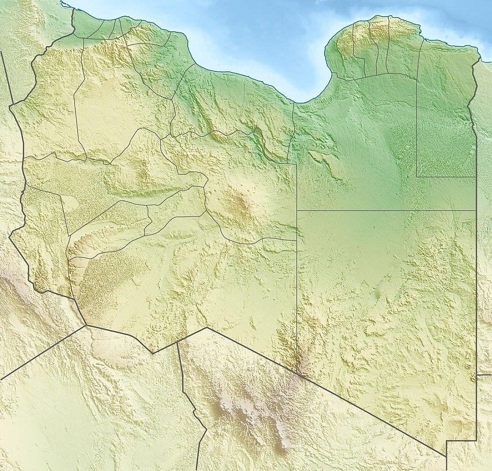 Benghazi is located in Libya