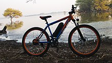 Electric bicycle - Wikipedia