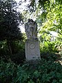 Lille le Jardin Vauban stèle à Albert Samain (2).jpg