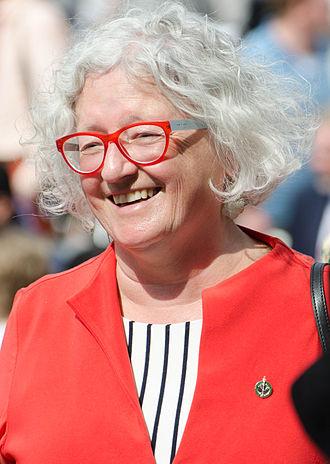 Linda Duncan - Duncan in May 2015