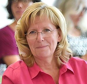 Linda Jeffrey - Jefferey in 2017