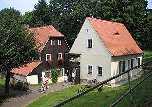 Kohren-Sahlis - Mill museum Lindigtmühle