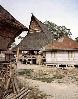 Simpang Empat, Karo Regency district in Karo Regency, Sumatera Utara Province, Indonesia