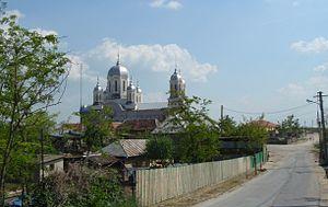 Hârșova - Image: Lippovani church of Hirsova