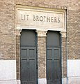 Lit Brothers Store building on 7th Street former entrance.jpg