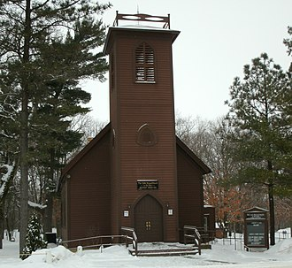 The Church in the Wildwood - Little Brown Church