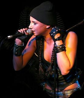 Liza Li German singer (born 1988)