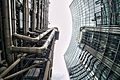 Lloyds Insurance market and its reflection (14710045570).jpg