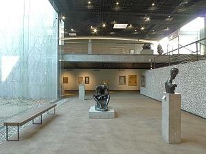 Lehmbruck Museum - Image: Lmpano 1