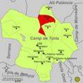 Localització de Marines respecte del Camp de Túria.png