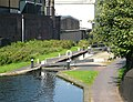 Lock No 22, Birmingham and Fazeley Canal, Aston - geograph.org.uk - 996238.jpg