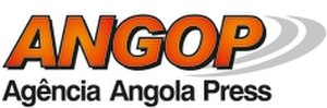 Angola Press News Agency - Image: Logo Angop
