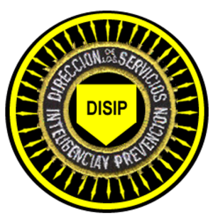 National Directorate of Intelligence and Prevention Services - Image: Logo de la DISIP
