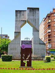 Monumento al IX centenario del Fuero de Logroño