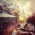 Lomogram 2014-12-26 12-33-53 Свято-Воскресенський кафедральний собор (Рівне).jpg