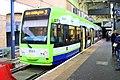 London Tramlink tram number 2551 in Wimbledon Station (geograph 4343958).jpg