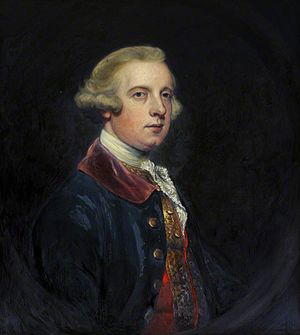 Lord John Cavendish - Image: Lord John Cavendish by GD Tomlinson