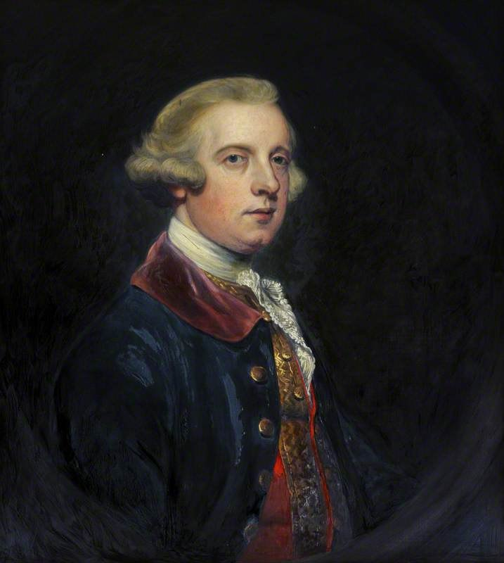 Lord John Cavendish by GD Tomlinson