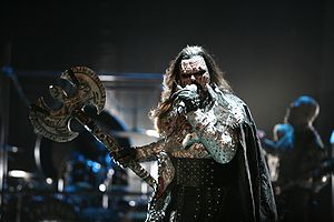 Finland in the Eurovision Song Contest 2006 - Lordi represented Finland at Eurovision 2006.