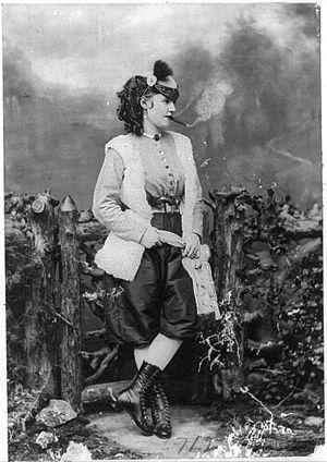Lotta Crabtree - Lotta Crabtree, 1868 (Library of Congress)