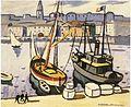Louis Mathieu Verdilhan Le vieux-port de Marseille, 1905.jpg