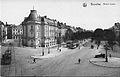 Louisalaan Brussel met oude trams.jpg