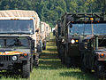 Louisiana National Guard, 256th IBCT staging vehicles DVIDS111729.jpg