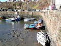 Low tide at Crail Harbour - geograph.org.uk - 724787.jpg