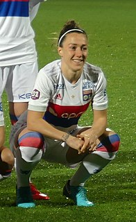 Lucy Bronze English association football player