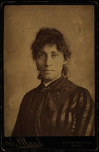 Lucy Parsons - Image: Lucy Parsons