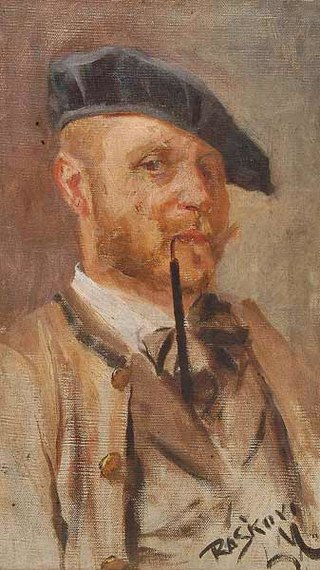 Ludek Marold - Portrait of Painter Karel Raska 016.jpg