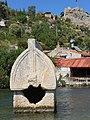 Lycian sarcophagus in simena - panoramio (1).jpg