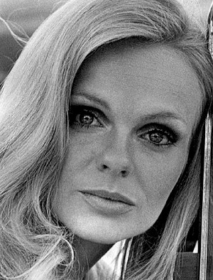 Lynda Day George - Lynda Day George in publicity picture for 1973 telefilm She Cried Murder