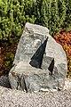Mölbling Gunzenberg Aussichtsplatz Hemma-von-Gurk-Gedenkstein 21102018 5112.jpg