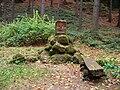 Mšeno, Debř, Husův pomník, s lavičkou.jpg