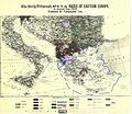 MACEDONIAN SLAVS NOTED IN THIS MAP Races of Eastern Europe - A. Gross 1918, London.jpg