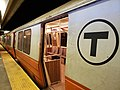 MBTA Orange Line car in 2018 01.jpg