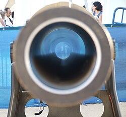 """תותח תע""""ש 120 מ""""מ מדגם MG253"""