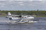 MINISTRO VALAKIVI ENTREGÓ MODERNA FLOTA DE 12 AERONAVES CANADIENSES TWIN OTTER DHC-6 SERIE 400 A LA FUERZA AÉREA DEL PERÚ (19564748206).jpg