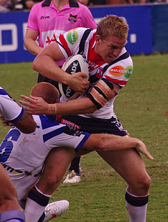 Mitchell Aubusson Australian rugby league footballer