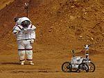 MOONWALK project astronaut - robot cooperation 2016-04-27 Rio Tinto.jpg