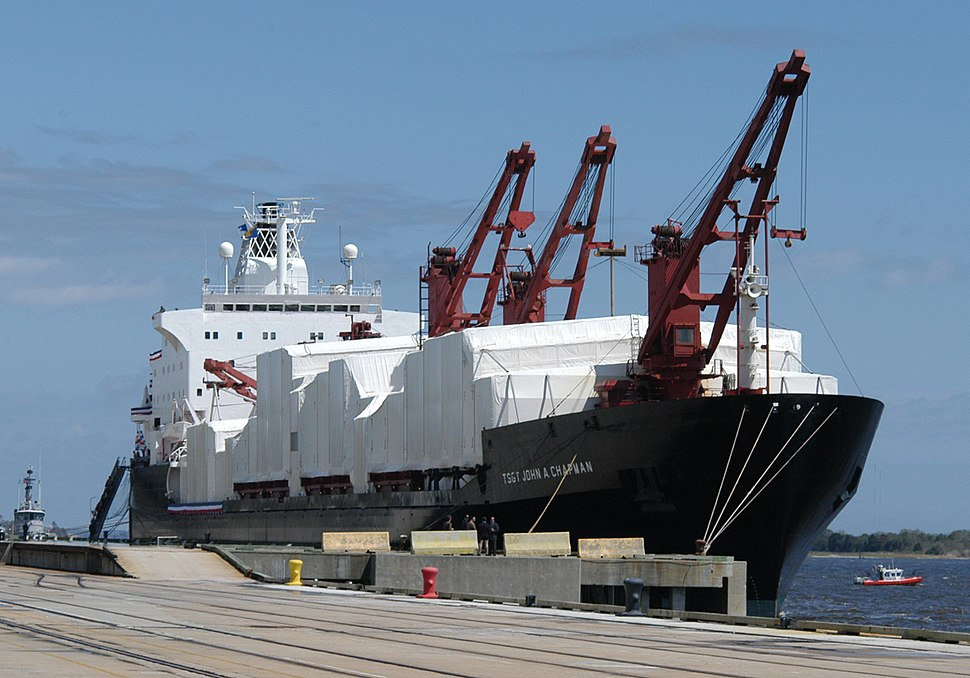 MV TSgt John A. Chapman (AK-323) 2005-04-08 renaming