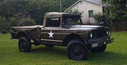 Kaiser Jeep M715 - Wikipedia on